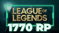 1770 Riot Points (TR)