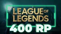 400 Riot Points (TR)