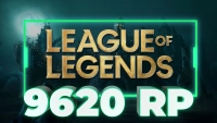 9620 Riot Points (TR)