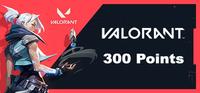 300 Valorant Points (400 RP)