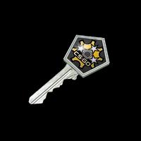 Revolver Kasası Anahtarı