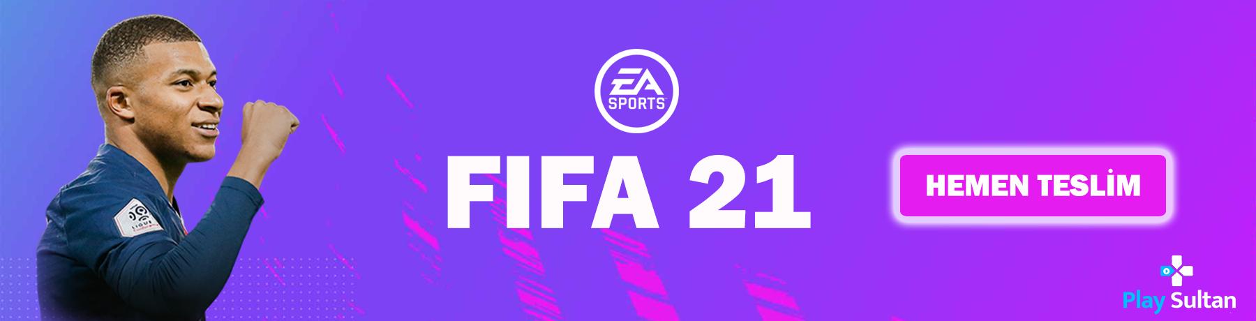 Fifa21 Satışta