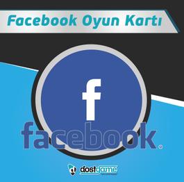 Facebook Oyun Kartı