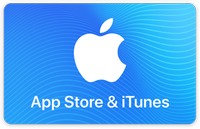 50 TL iTunes (Apple) Hediye Kartı