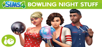 The Sims 4 Bowling Night Stuff