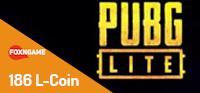 Pubg Lite 186 L-Coin