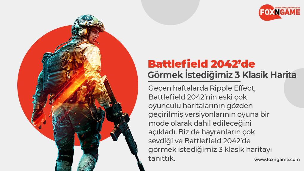 Battlefield 2042'de Görmek İstediğimiz 3 Klasik Harita