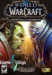 World of Warcraft Battle for Azeroth Ek Paketi