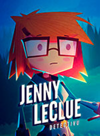 Jenny LeClue  Detectivu Steam