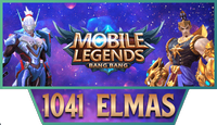 Mobile Legends 1041 Elmas