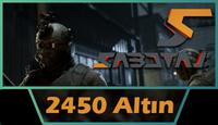 Sabotaj 2450 Altın