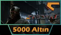 Sabotaj 5000 Altın