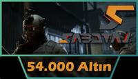 Sabotaj 54.000 Altın