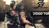 Point Blank 20.000 TG + 1.000 TG Bonus