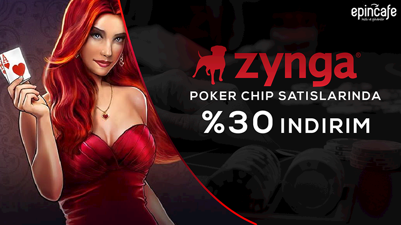 Zynga Poker Chip 1B 1 TL - Zynga Texas Holdem Poker Chip Satış Sitesi - Ucuz Chip