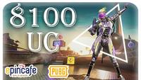 8100 PUBG Mobil UC 7/24 Anında Teslimat.EPİN