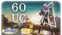 60 PUBG Mobil UC 7/24 Anında Teslimat.EPİN
