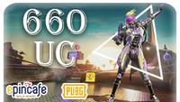 660 PUBG Mobil UC 7/24 Anında Teslimat. EPİN