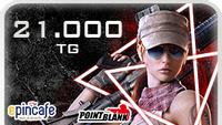 Point Blank 20.000 TG+1000 TG Bonus