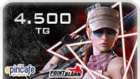Point Blank 4.500 TG