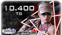 Point Blank 10.000 TG+400 TG Bonus