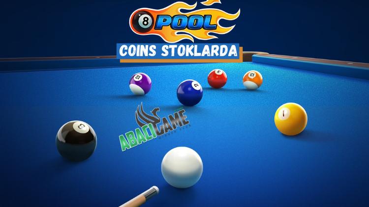8 Ball Pool Coins Satın Al